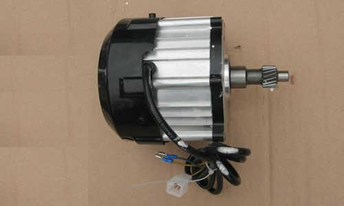 电动三轮车电机故障,应如何检测维修?